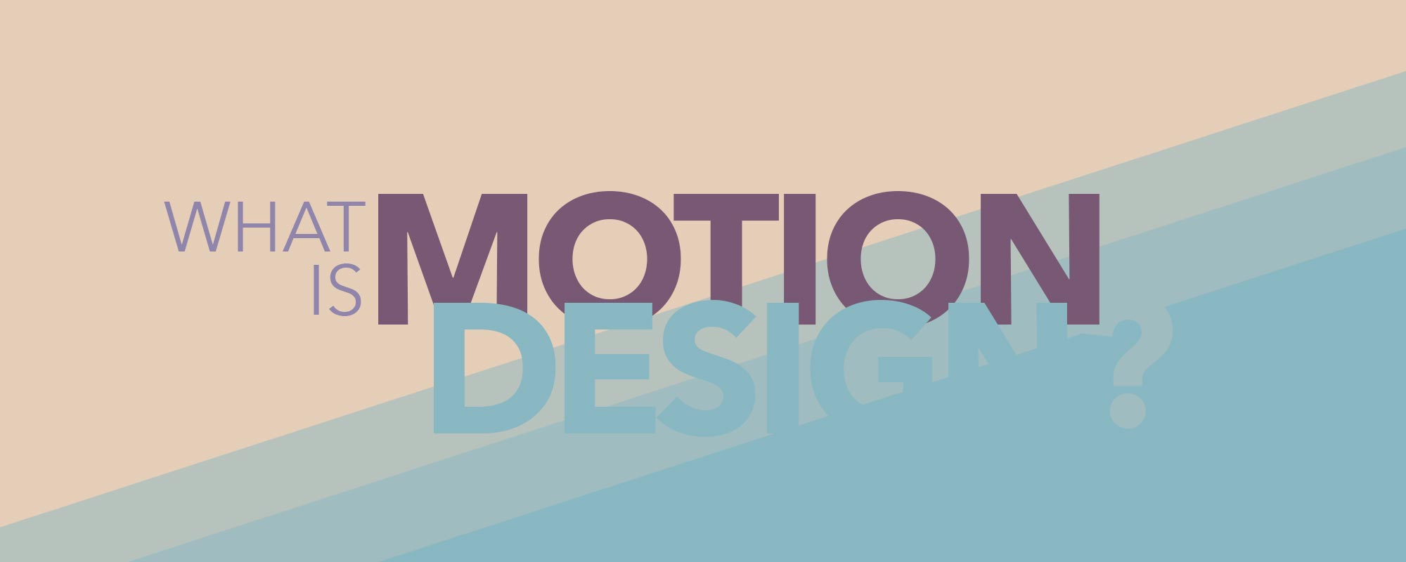 what-is-motion-design