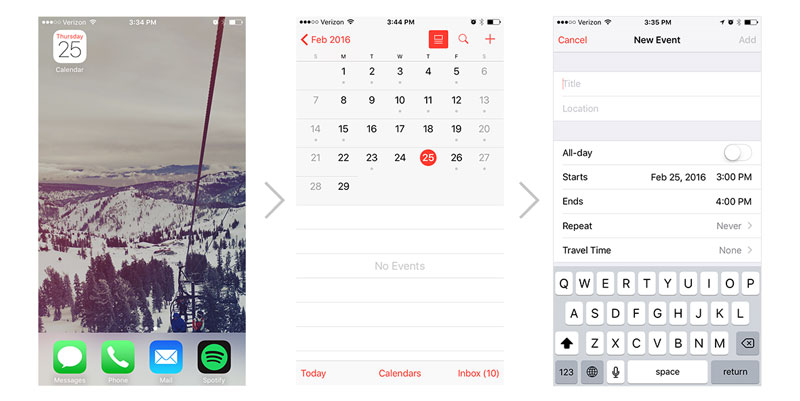 calendar-flow-tap